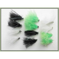 12 Mini Cats Whiskers - Mixed Colours