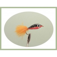 Orange Epoxy Minnow