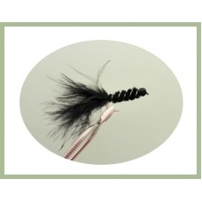 Black Weighted Lure