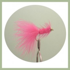 Goldhead Pink Woolly Bugger