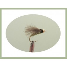 Goldhead Olive Feather