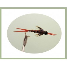 Tungsten Brown  Stonefly