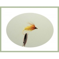 Amber Nymph Fly