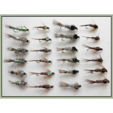 24 Hares Ear and Pheasant Tail