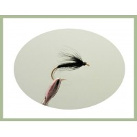 Black Spider Wet Fly