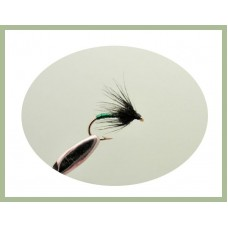 Barbless Pearl Lurex Spider