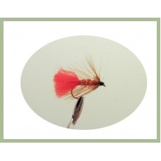 Soldier Palmer wet fly