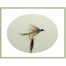 Teal Blue Dabbler