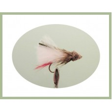 Barbless White Muddler Minnow