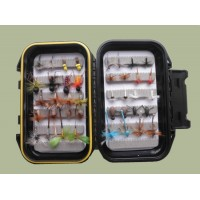 40 Dry flies - Becky's selection