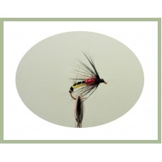 Black and Red Emerger