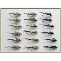 18 Goldhead Evil Weevils - 3 colours
