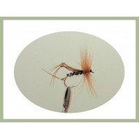 Barbless Black Hopper