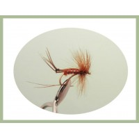 Barbless Brown Hopper