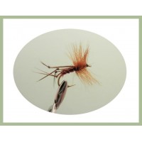 Barbless Claret  Hopper