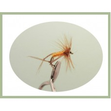 Barbless Orange Hopper