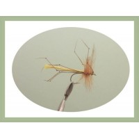 Detached Daddy Long Legs - Yellow